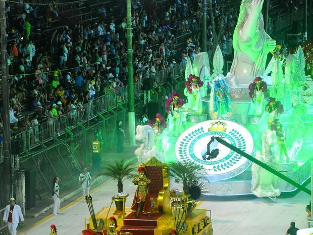 União da Ilha da Magia foi a vencedora do Carnaval de 2012 (Foto: Agência RBS/Divulgação)