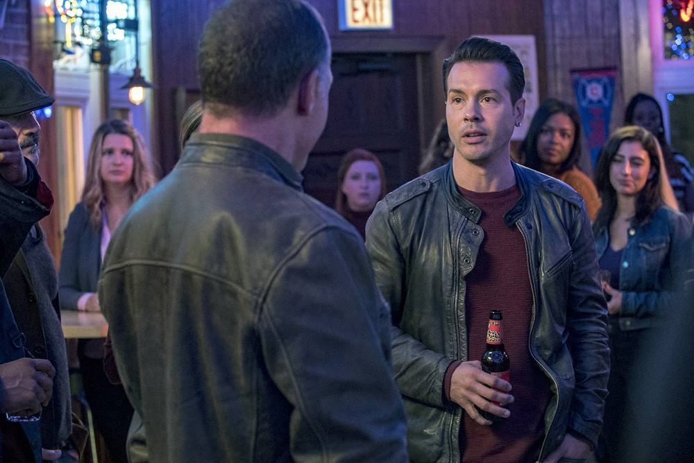 """A Shot Heard Around The World"" (8Ep4T) (Foto: Chicago PD - Universal Channel)"