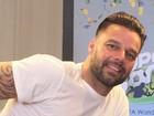 No Rio para gravar clipe da Copa Ricky Martin afirma: 'Me sinto carioca'