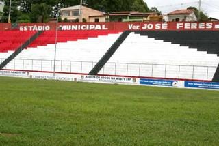 Estádio José Feres, Taboão da Serra (Foto: Divulgação)