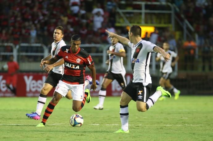Flamengo e Vasco voltam a jogar em Brasília neste domingo (Foto: Gilvan de Souza)