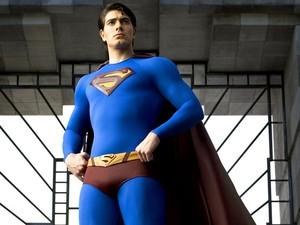 Brendan Routh em 'Superman: o retorno'