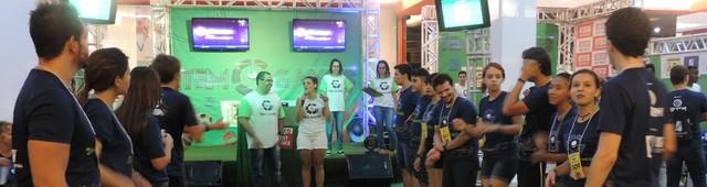 Sucesso de público (Bruna Alves/G1)