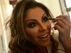 Veja os bastidores do Paparazzo de Andressa Ferreira, namorada de Thammy Miranda