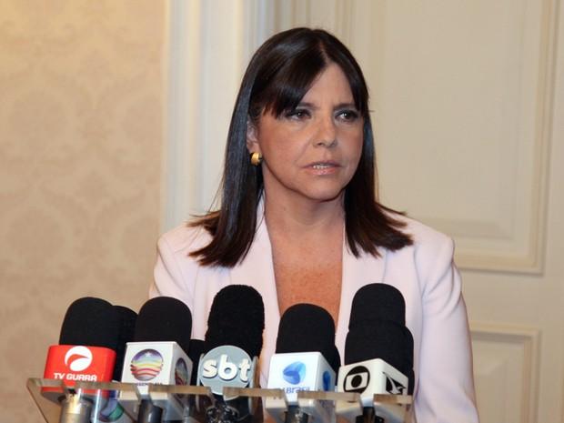 Pela primeira vez em 24 anos, Roseana não disputará um cargo eletivo (Foto: Divulgação/Antônio Martins/Secom)