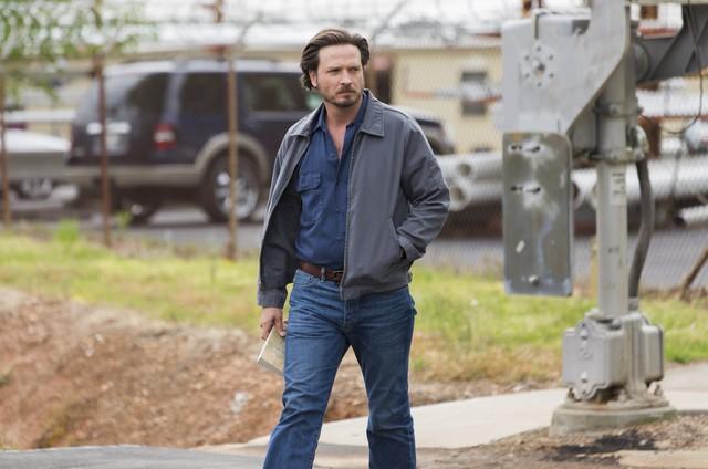 Aden Young em cena da quarta temporada de 'Rectify' (Foto: Divulgação)