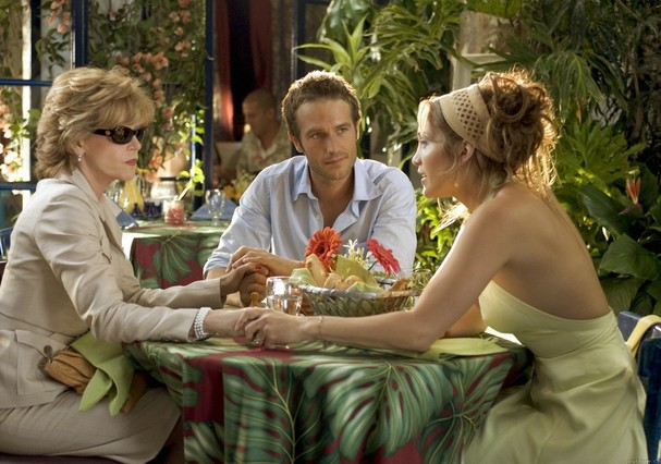 """Cena do filme """"A Sogra""""  (Foto: Reprodução)"""