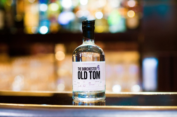 Gin Old Tom, do The Dorchester (Foto: Divulgação)