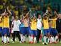 Após oscilação, Brasil e Alemanha iniciam mata-mata com favoritismo