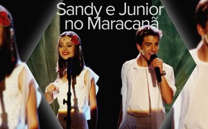 Show Sandy e Junior Maracanã