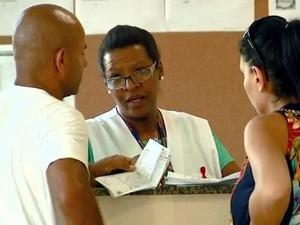 Farmácia de Alto Custo de Piracicaba (Foto: Cesar Fontenele/EPTV)