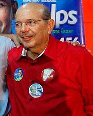 Iberê Ferreira de Souza, ex-governador do RN (Foto: Canindé Soares/G1)