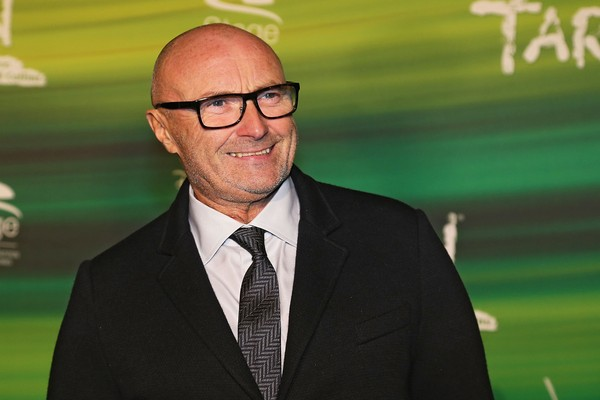 O cantor Phil Collins (Foto: Getty Images)