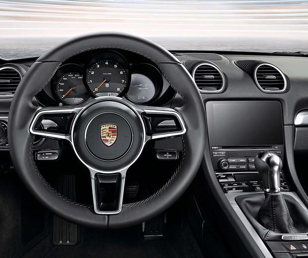 Porsche (Foto: Divulgação)