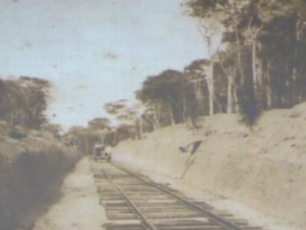 História de Rondônia é contada através de fotos. (Foto: Reprodução/TV Rondônia)