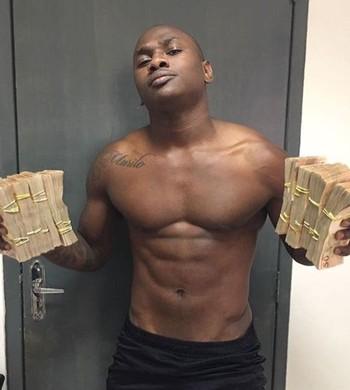 sassá, botafogo, dinheiro (Foto: Reprodução)