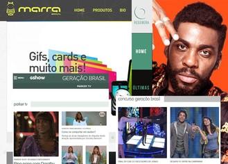 Marra, Parker, Regenera, Fato na Rede: sites lúdicos fazem história em Geração Brasil
