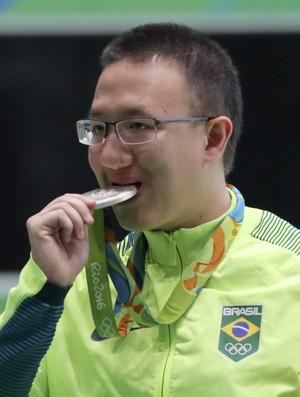 Felipe Wu tiro