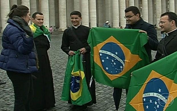 paciência e guarda-chuva (Rede Globo)