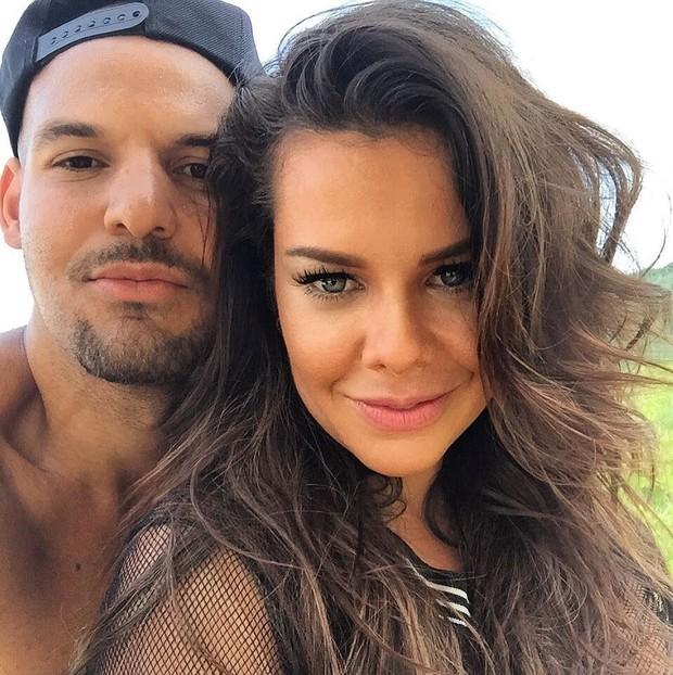 Teodoro jr e fernanda souza (Foto: Instagram / Reprodução)
