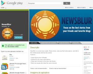 NewsBlur (Foto: Reprodução)