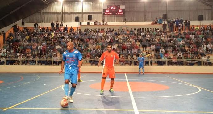 Copa TV TEM Sorocaba, Mairinque x São Roque (Foto: Pedro Souza)