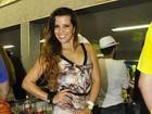 Renata Santos pensa em engravidar: 'Já estou com 31 anos'