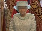 Rainha Elizabeth II encerra festejos de 60 anos de reinado sem o marido