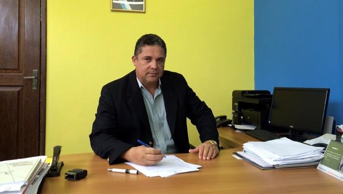 Cláudio Bernardo, diretor de futebol do Remo (Foto: Divulgação)