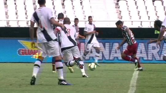 """Cristóvão se rende ao Flu e avalia o Vasco: """"Atuação muito ruim"""""""