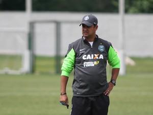 Marquinhos Santos Coritiba treino (Foto: Divulgação Coritiba)