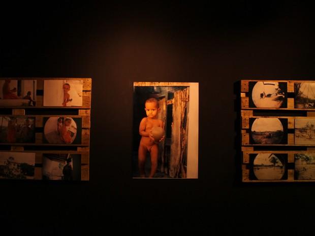 Comunidade Quilombola do Barro Branco é foco da exposição  (Foto: Divulgação / Assessoria)