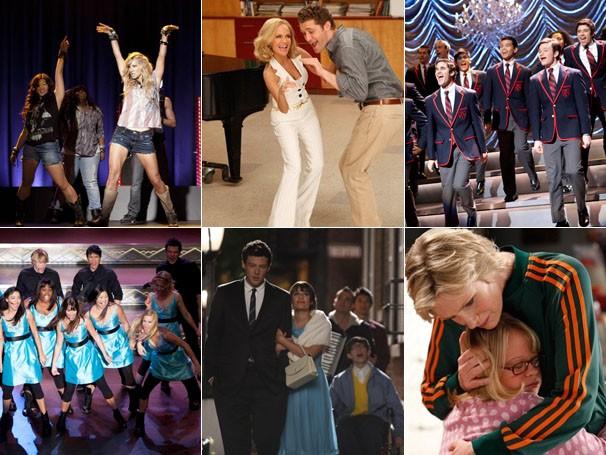 Faça o quiz da segunda temporada de Glee (Foto: Divulgação/TV Globo)