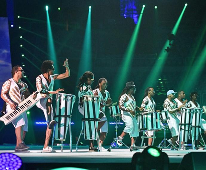 Grupo de axé foi criado em 1991 por Carlinhos Brown (Foto: Gshow)