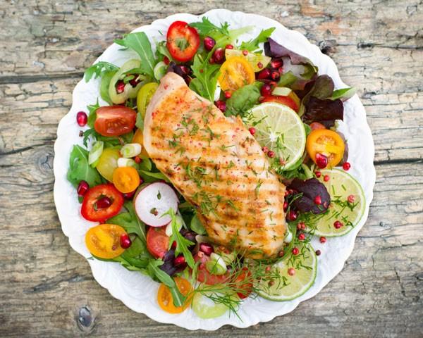 A quantidade de proteína ideal para quem quer perder peso (Foto: Thinkstock)