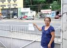 'Achei muita pepita', diz moradora (Carolina Holland/G1)