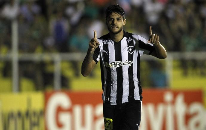 Ronaldo Botafogo x Luverdense (Foto: Vitor Silva / SSPress)
