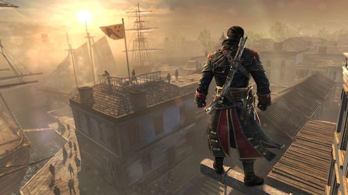 Assassins Creed Rogue: como baixar e instalar no PS3, Xbox 360 e PC (Foto: Divulgação/Ubisoft)