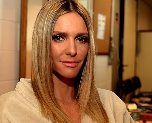 Fernanda Lima (Foto: Camila Serejo/TV Globo)