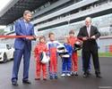 Em dia histórico, palco do primeiro GP da Rússia é inaugurado em Sochi