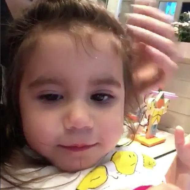 Maria Flor, filha de Deborah Secco (Foto: reprodução/instagram)