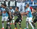 """Jéci reclama de gol anulado contra o Corinthians: """"Não estava impedido"""""""