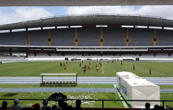FPF muda jogo entre São Raimundo e Gavião Kyikatejê para o Mangueirão