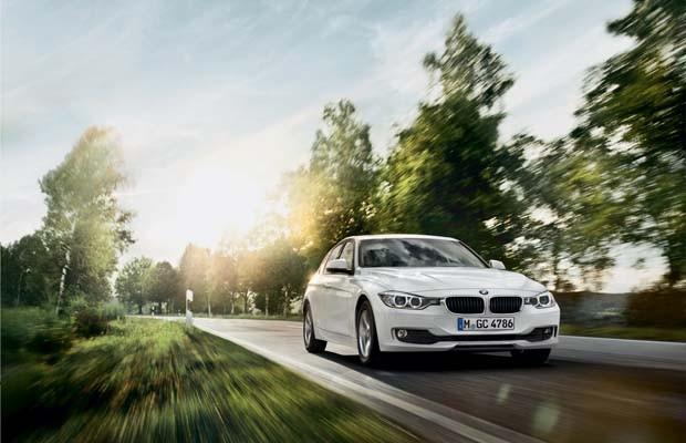 BMW 116i (Foto: Divulgação)