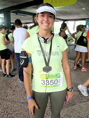 Ana Arcieri corrida Eu Atleta Circuito Vênus  (Foto: Patricia Palhares / Globoesporte.com)