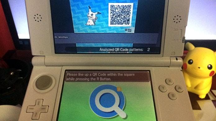 Selecione o QR Code com a câmera na tela superior e aperte a lupa de busca na tela inferior (Foto: Reprodução/Tais Carvalho)