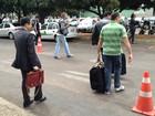 Polícia Federal cumpre mandados em prédio da Fiemg, em Belo Horizonte