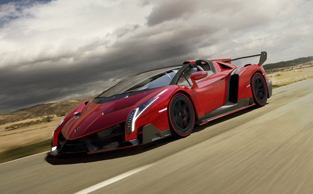 Lamborghini Veneno Roadster (Foto: divulgação)
