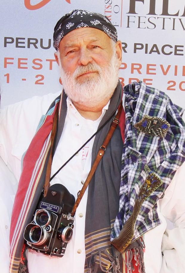 O fotógrafo Bruce Weber (Foto: Getty Images/Vittorio Zunino Celotto)