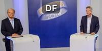 Distrito Federal - debate (Foto: Arte/G1)